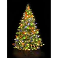 Pre Decorated Christmas Trees Interior Wonderful Pre Lit Artificial Christmas Trees For Your