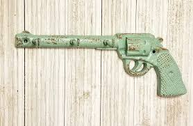 key holder kitchen wall decor gun decor gun gift key