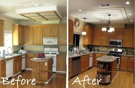 Kitchen Light Fixture Ideas Overhead Kitchen Lighting Ideas 11 Stunning Photos Of Kitchen