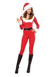 santa dress leg avenue women s santa baby costume clothing