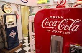 Six Flags Coca Cola Bob U0027s Garage Featured On History Channel U0027s U0027american Restoration