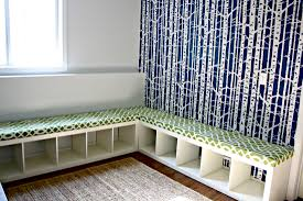 diy ikea bench creative window seat ideas playrooms bench and expedit bookcase