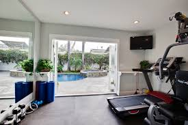 home gym decor home gym traditional with mirrors mirrors