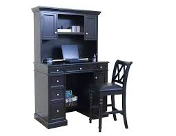Small Black Desks Small Black Desk Fabulous Computer Desk With Hutch Black Best