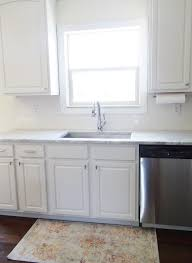 Oak Kitchen Cabinets Home Depot Kitchen Grey Quartz Countertops Awesome With Dark Cabinets White