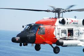 coast guard helicopter crew medevacs 2 patients from nantucket