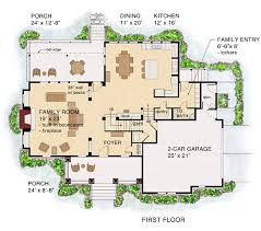 best bungalow floor plans house plan 74012 at family home plans