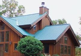 Metal Tile Roof Met Tile Roofing Panel Mcelroy Metal