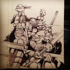 teenage mutant ninja turtles blakebradyartwork com