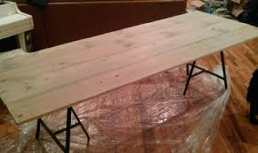 diy stainless steel table top diy table tops furniture update how to tile a table with glass gems