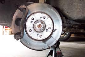 2001 honda crv brake rotors