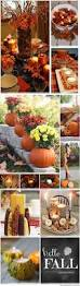 Fall Table Decorations by Best 25 Autumn Centerpieces Ideas On Pinterest White Pumpkins