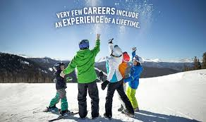 certified ski instructor time part time winter seasonal
