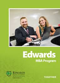 Master Of Business Administration Mba At Edwards