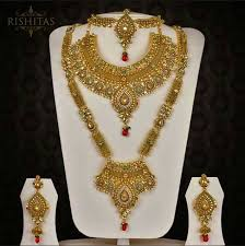 wedding jewellery for rent attractive bridal jewellery on rent rishitas jewellery world