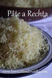 cuisine traditionnelle algeroise pâte a rechta rechta algéroise fait maison algerian cuisine