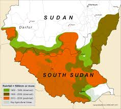Sudan Africa Map by Food Security In The Horn Of Africa The Implications Of A Drier