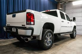 lifted 2011 gmc sierra 2500 hd denali 4x4 northwest motorsport