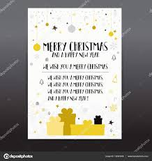 wish you thanksgiving brochures flyers print media christmas and new year party