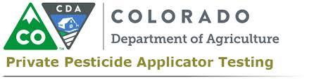 pesticide applicator licensing