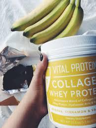 vital proteins collagen banana batter protein cups featuring vital proteins collagen whey
