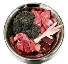 basic raw k 9 100 natural raw dog food australia