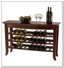 console table with wine storage wine console table palquest