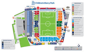 children u0027s mercy park home sporting kansas city