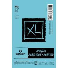 canson xl mix media 9