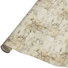 birch wrapping paper birch embossed gift wrap pier 1 imports diy birch