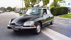 vintage citroen ds why the 1955 citroën ds still inspires car designers wired