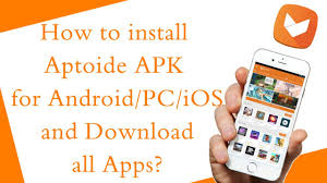 apk installer ios how to install aptoide apk for android pc ios all apps