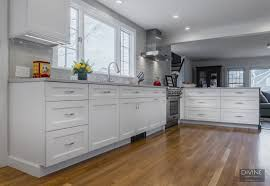 what is transitional kitchen design