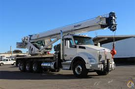kw t880 for sale manitex tc450 crane for sale or rent in sacramento california on