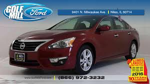 orange nissan altima used nissan for sale in niles il golf mill ford