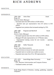 formats of a resume best resume formats popular a resume format free career resume