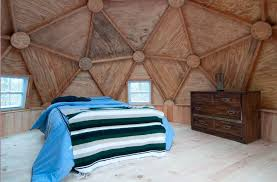 geodesic dome home interior geodesic dome is connecticut s best tiny house connecticut post