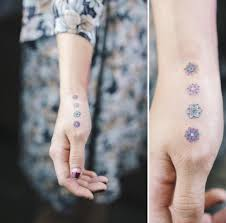 Small Flower Tatoos Small Flower Ideas