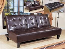 Leather Futon Sofa Futon Leather Sofa Bed Bonners Furniture