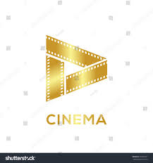abstract letter d logo gold color stock vector 526935331