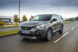peugeot car of the year the all new peugeot 3008 suv u0027carbuyer car of the year 2017 u0027