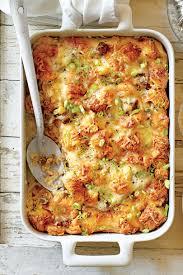 thanksgiving vegetable casseroles best breakfast casserole recipes southern living