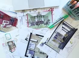 interior design for beginners interior sketching with markers my video courses book blog more