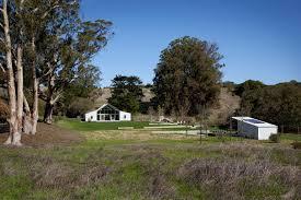hupomone ranch a beautiful contemporary barn house in california