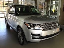 range rover silver interior 2013 range rover full size v8 5 0l hse overview re designed land