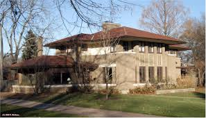 rick s wrightsite frank lloyd wright priaries style architecture frank lloyd wright s design group prairie architecture in decateur il robert mueller house 1 miliken place