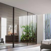 bedroom bedroom with large mirrored sliding wardrobe door mirror