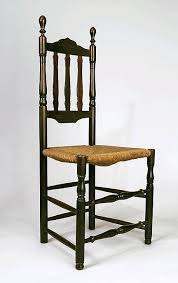 Frank Banister Banister Back Chair