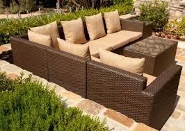 outdoor furniture rental mocha brown outdoor furniture sets egpres