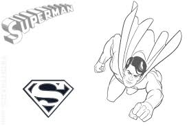 superman coloring pages printable gallery kids colouring pages